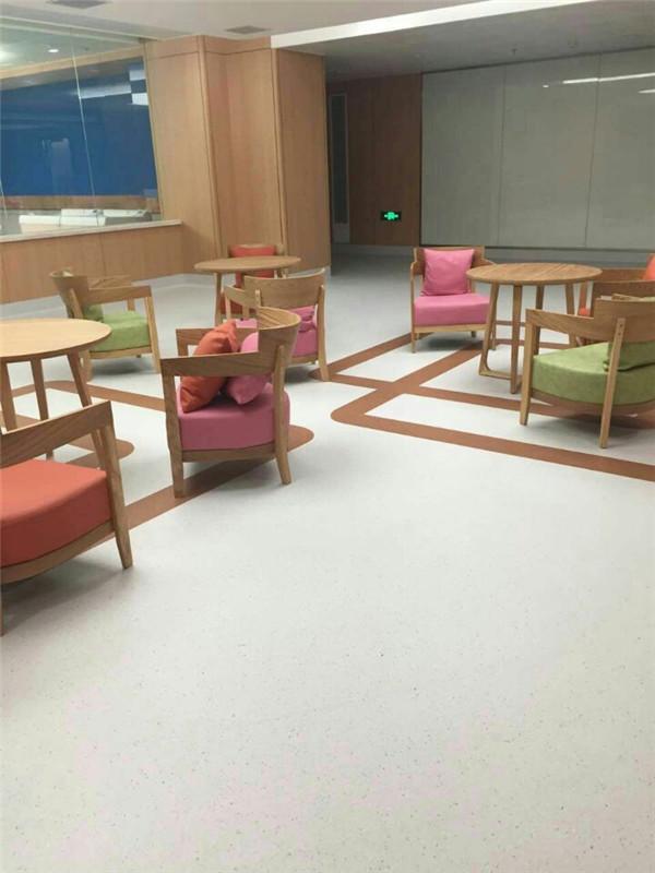 绵竹PVC塑胶地板